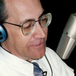 gary-morgan_at-the-microphone_about-mid-1990s_350x350